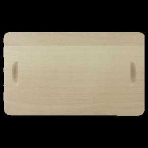 Träskärbräda 38×23 cm Bok, för miljöns skull